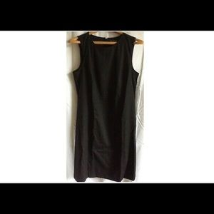 Lands End Ponte Sheath Dress Size 6P